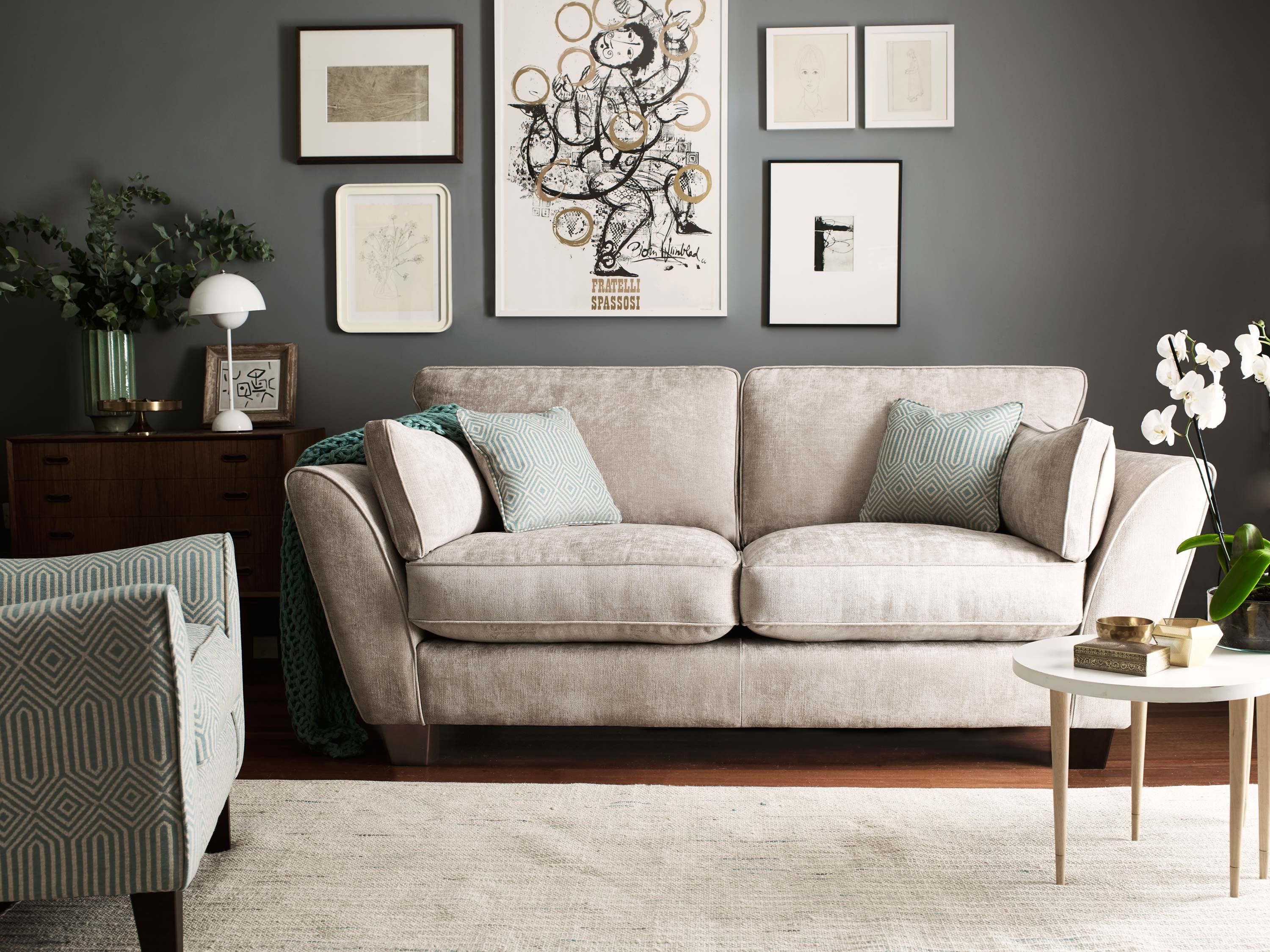 Sofa Collections - Ashley Manor